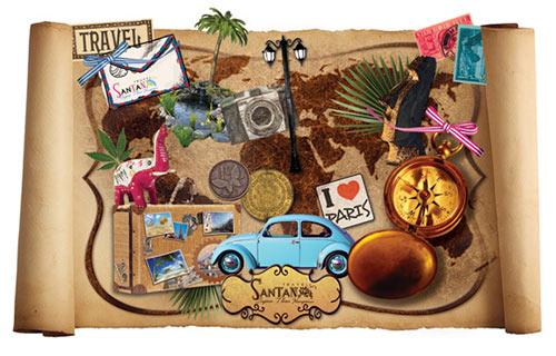Подарки на день туризма 67