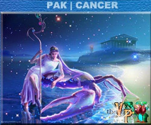 Поздравления по знаку зодиака - Рак