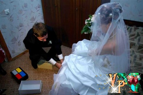 Сценарий выкупа невесты в стихах