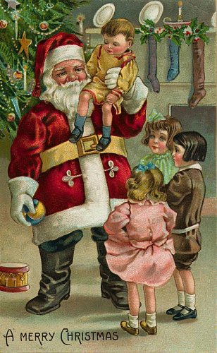 Детские стихи про Новый год и Зиму