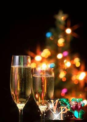 Новогодние тосты в стихах
