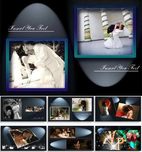 Свадебный фотоальбом – Этот день свадьбы