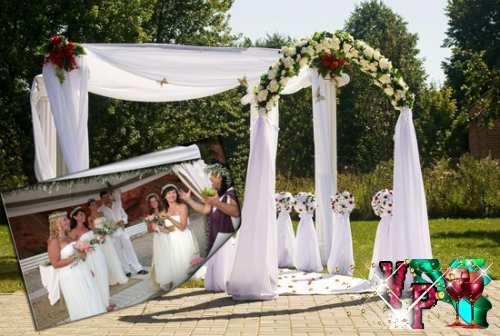 Свадьба в греческом стиле. Сценарий и фото оформления