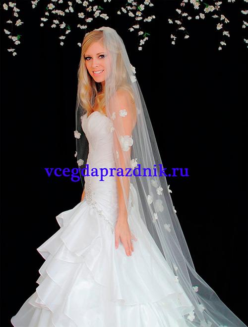Свадебная фата 2016. Свадебная мода 2016