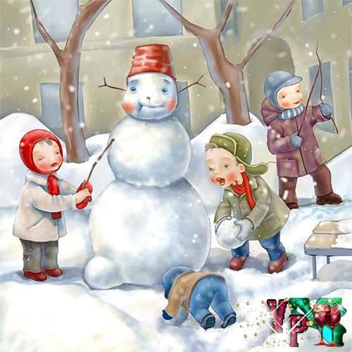 Стихотворение - Матушка Зима