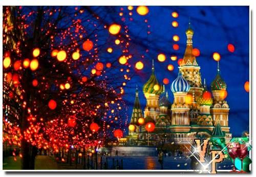 Где отдохнуть на новогодние праздники 2017 в России