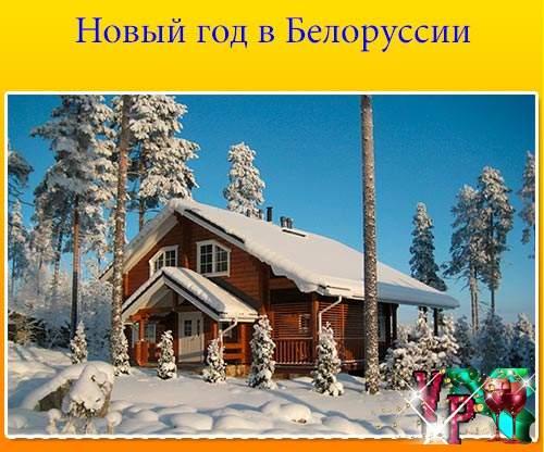 Новый год в Белоруссии 2019. Недорого отдыхаем в Белоруссии в 2019 году