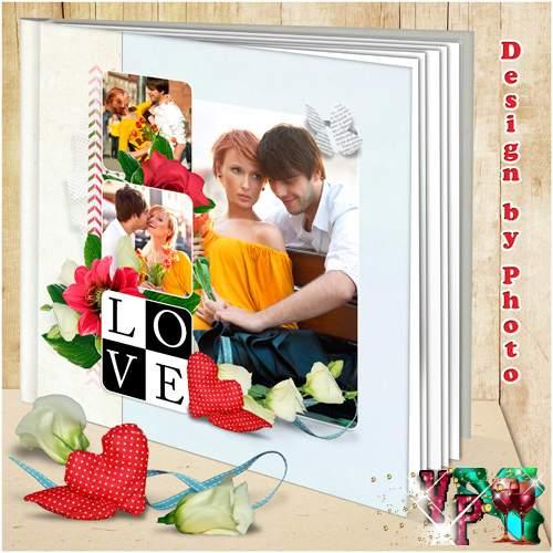 Романтическая Фотокнига - Красивая любовь