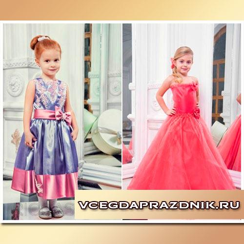Платья для девочек на выпускной 4 класса 11 лет. Фото платьев