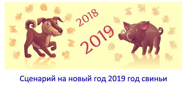 Сценарий на новый год 2019 год свиньи для весёлой взрослой компании. Идеи, игры